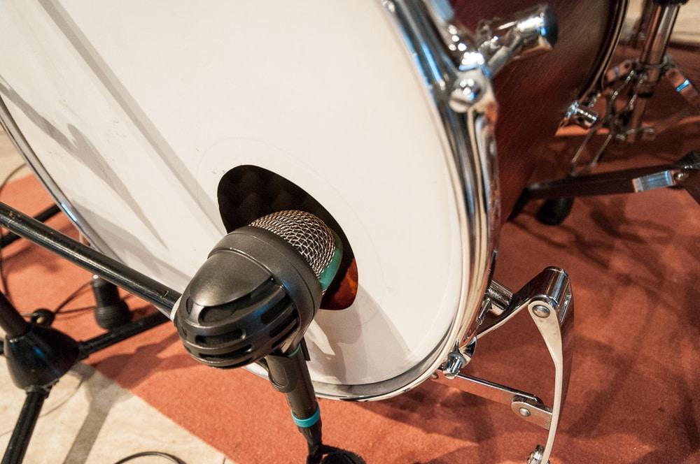 Bassdrum-Mikrofon