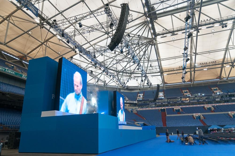 Schalke Hauptversammlung