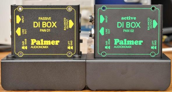 DI-Box-Technik