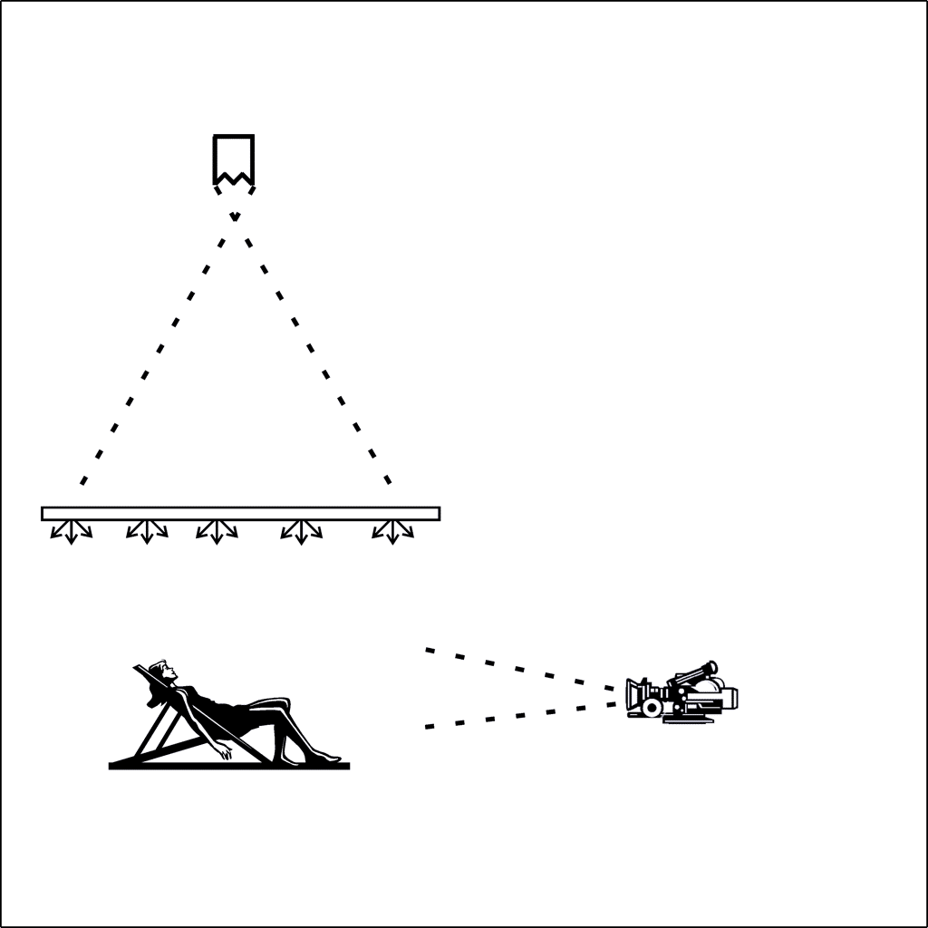 Ein Punkt Beleuchtung e_vers9