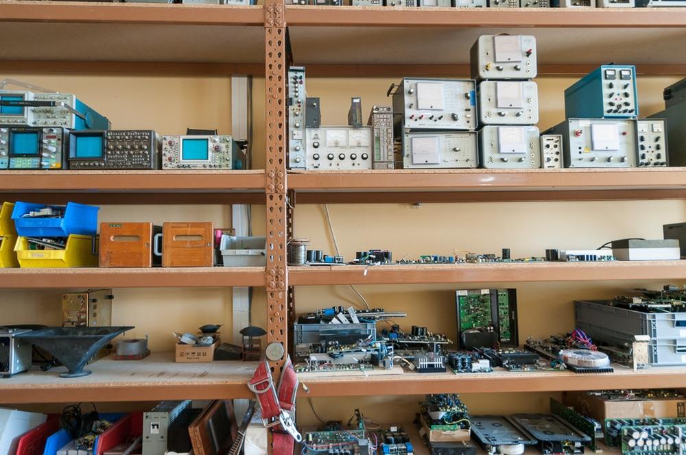 Im R&D: junge Firma mit umfangreicher Erfahrung