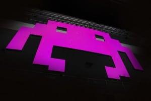 Kreative LED Anwendung