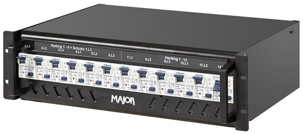 Major Stromverteilung