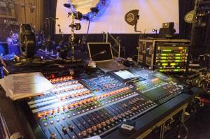 Monitorplatz bei Pink Floyd
