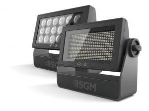 SGM Q-2 und SGM P-2