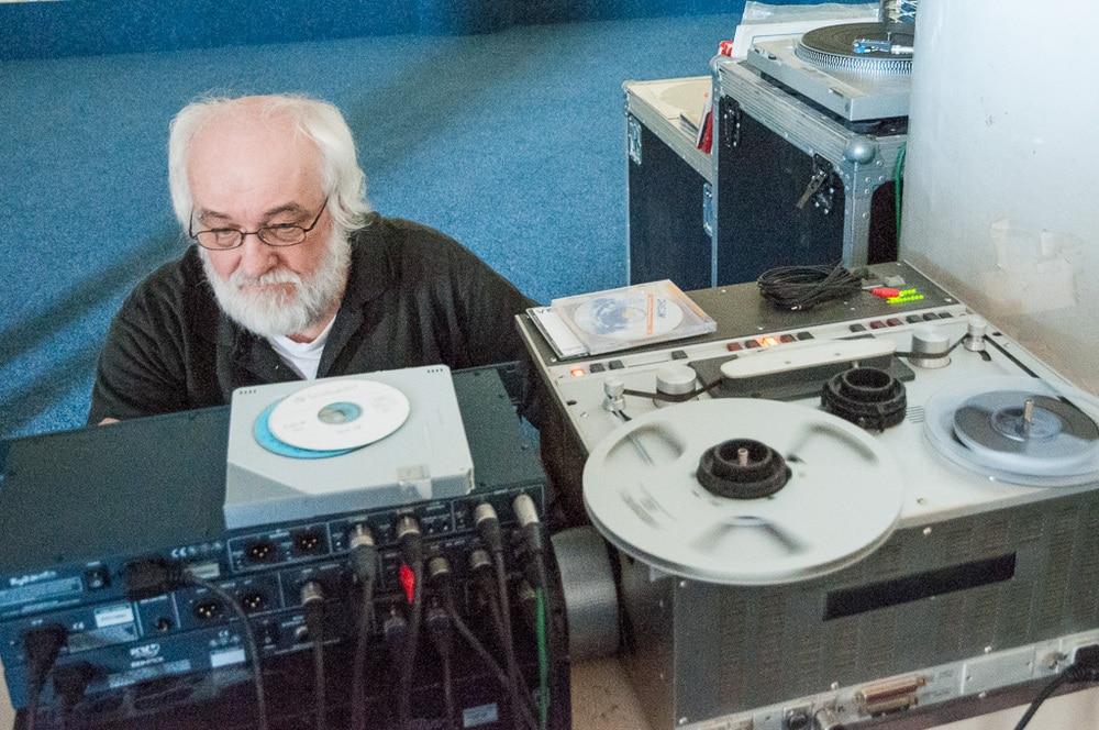 Sound-besessen: George Krampera Senior