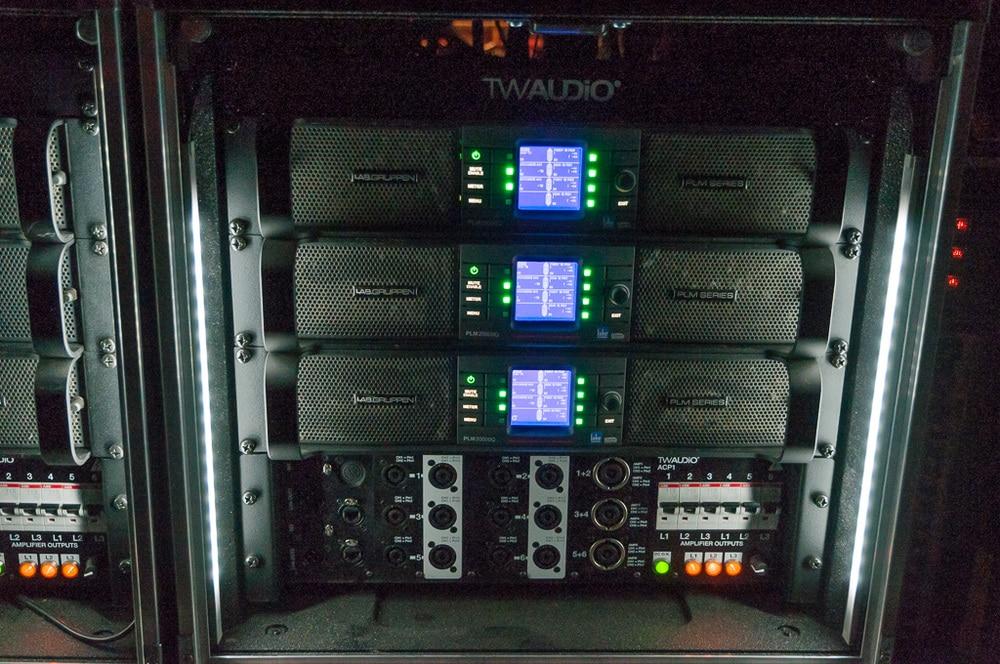 TW-Audio Amps