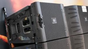 Waveguide für JBL VTX V25-II