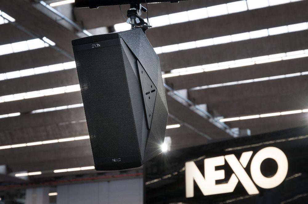 Die Nexo ID Series gibt es in einer Install- oder dieser Touring-Variante