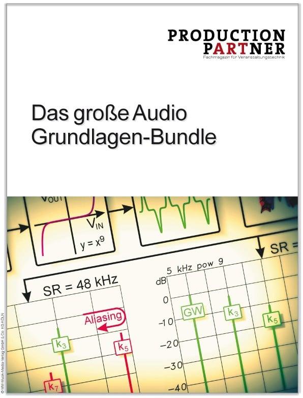 Produkt: Das große Audio Grundlagen-Bundle