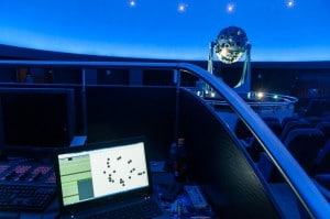 Drei Fragezeichen im Planetarium Bochum