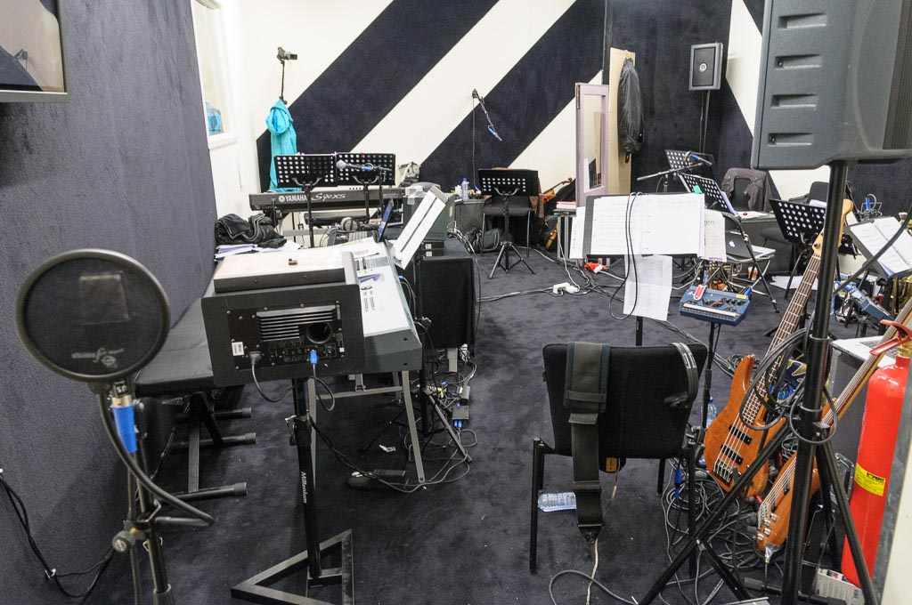 Band-Raum Musical Soldaa van Oranje