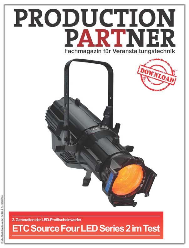 ETC LED Scheinwerfer