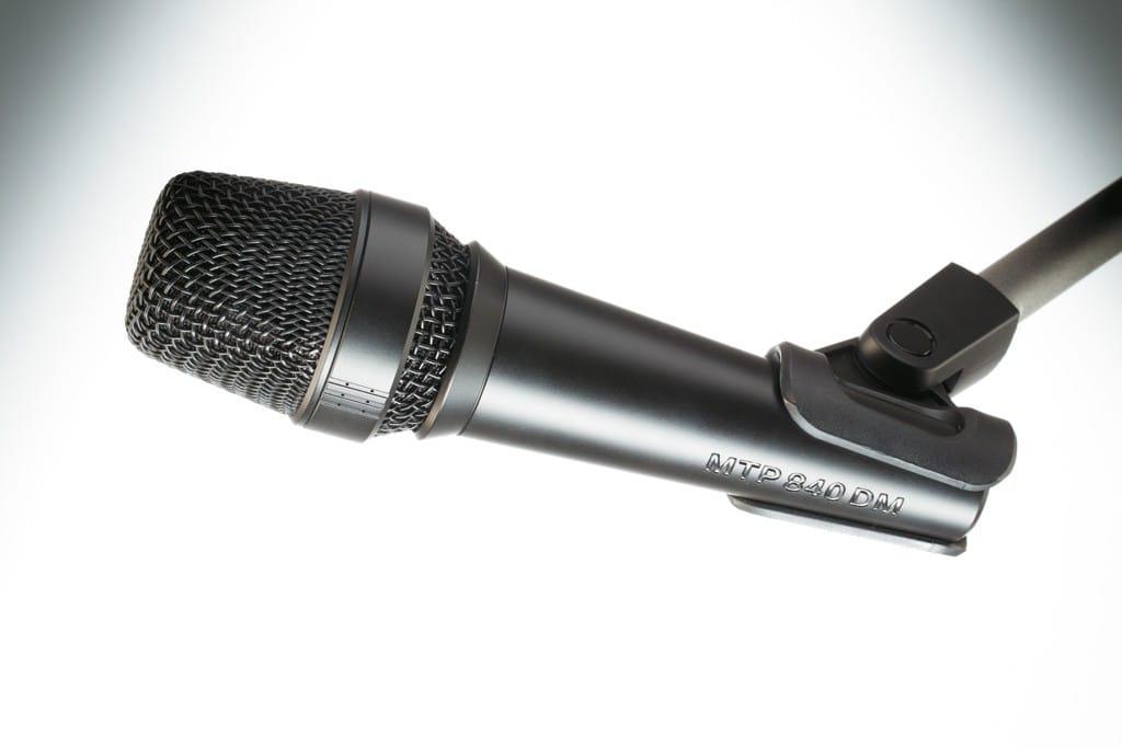 Lewitt MTP 840 DM - Dynamisches Mikrofon mit Preamp