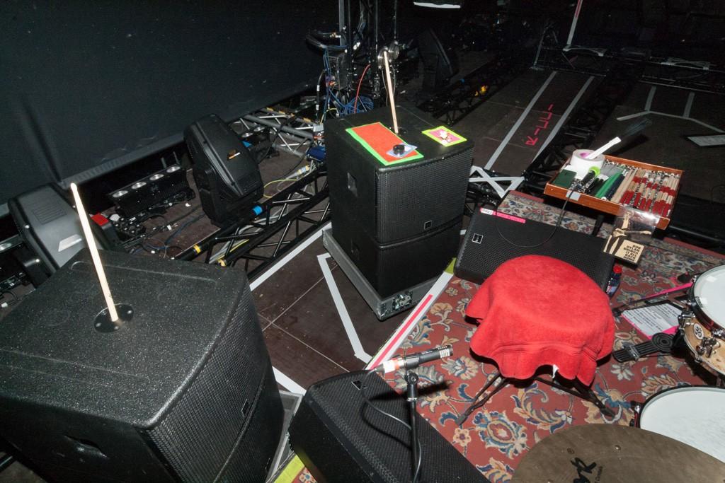 Coda Audio Monitoring für den Schlagzeuger