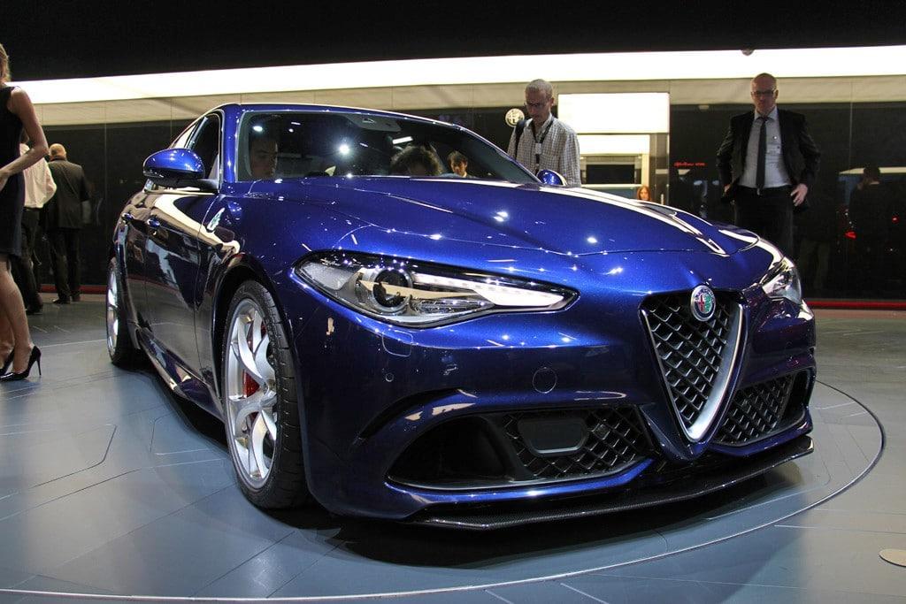 Alfa Romeo Giulia 2015 IAA 2015