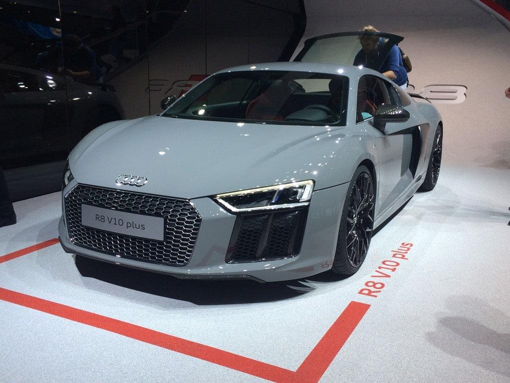 Audi R8 V10 Plus IAA 2015