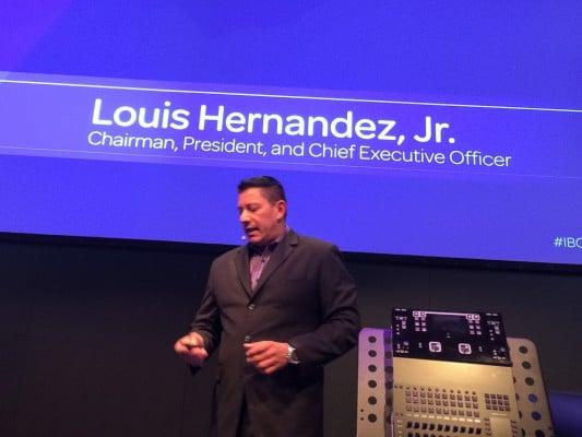 Avid-Chairman Louis Hernadez Jr.