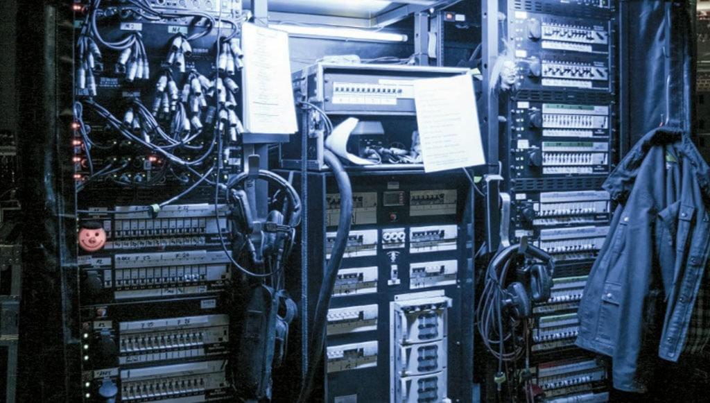 Arbeitsbereich einer Elektrofachkraft