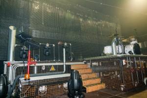 Eisbrecher-Schock-Tour Bühne