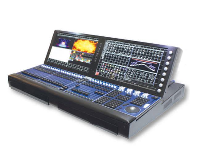 Chamy Sys Hybrid-Lichtsteuerkonsole