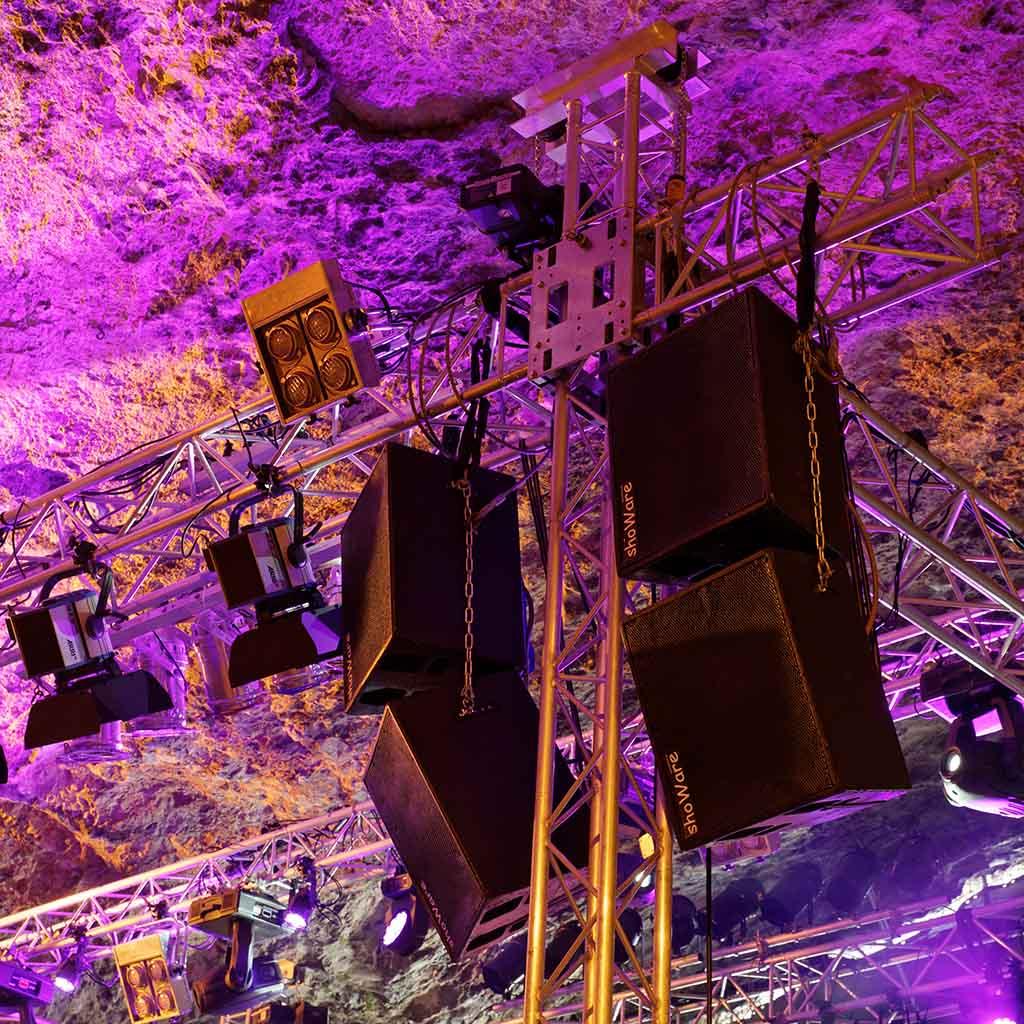 shoWare beim German Kultrock Festival