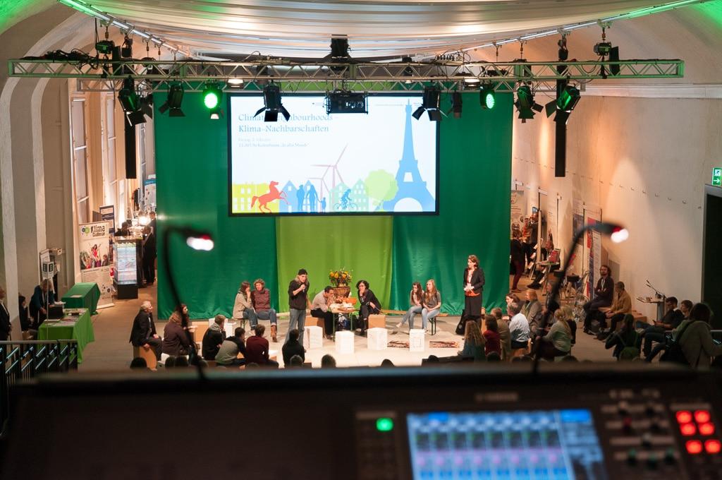 Kling&Freitag VIDA auf Klimakonferenz