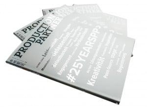 Silberne Ausgabe Production Partner