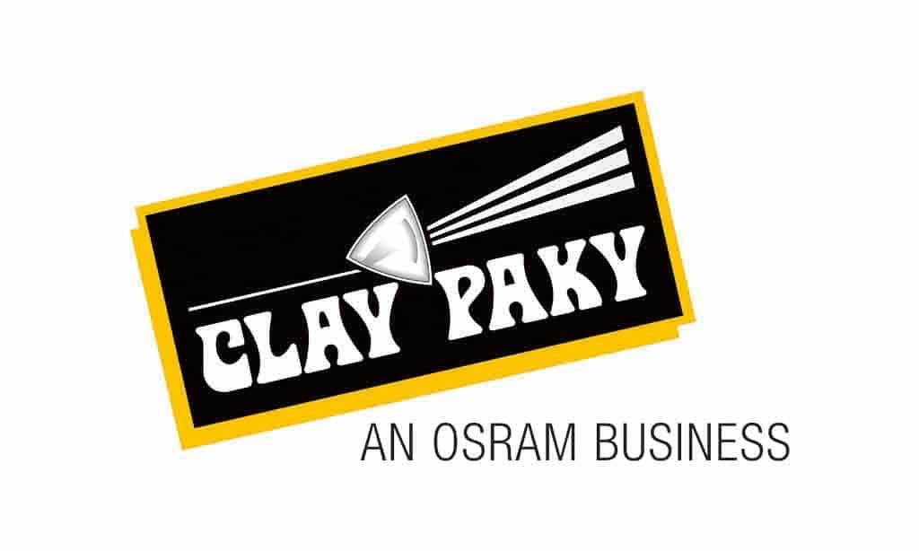 Logo von Clay Paky