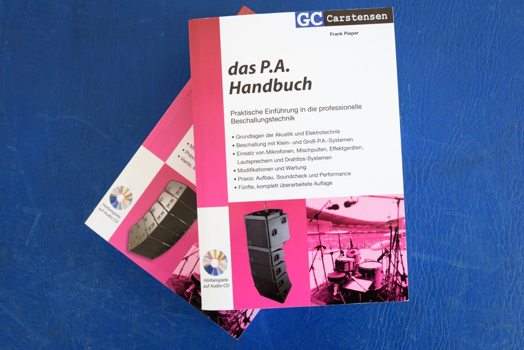 das P.A.-Handbuch