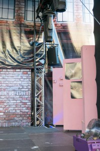 Coda Audio G512 bei Flashdance