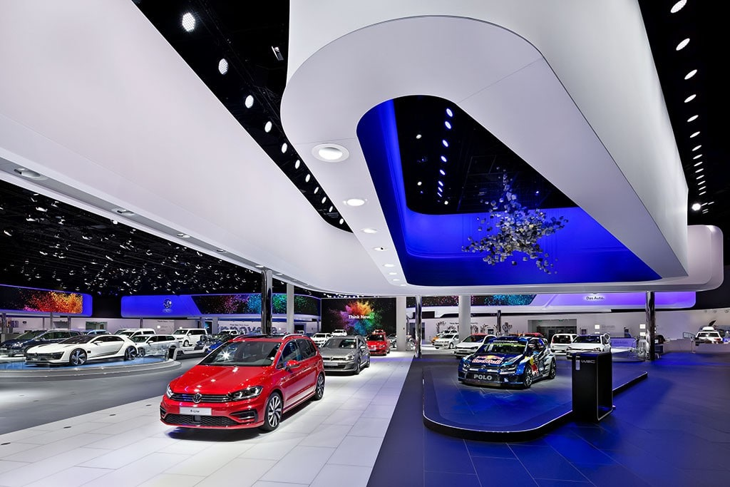 VW auf der IAA 2015
