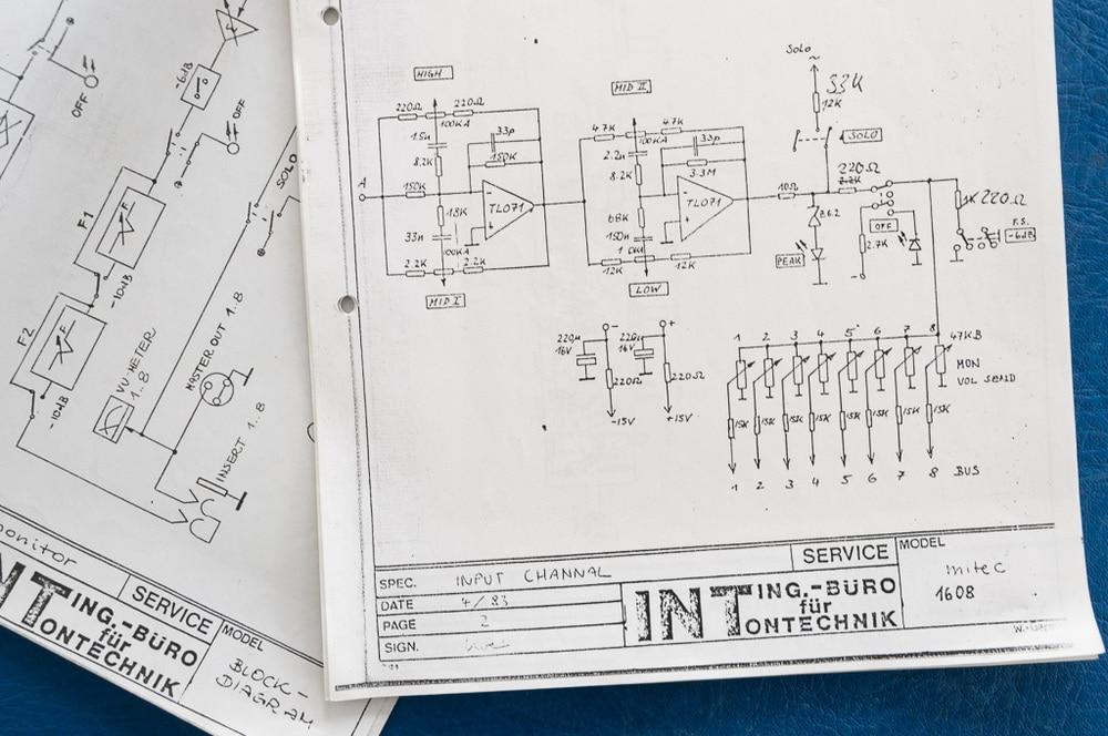 Professional Audio: von analog zu digital | Production Partner