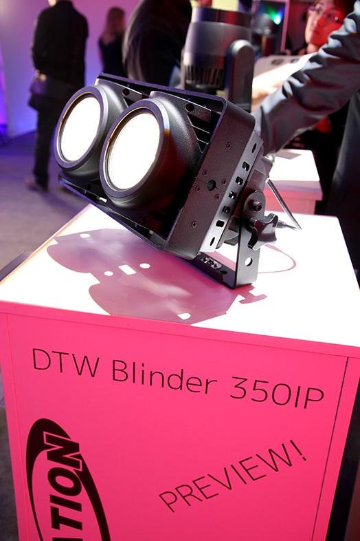 DTW Blinder 350IP