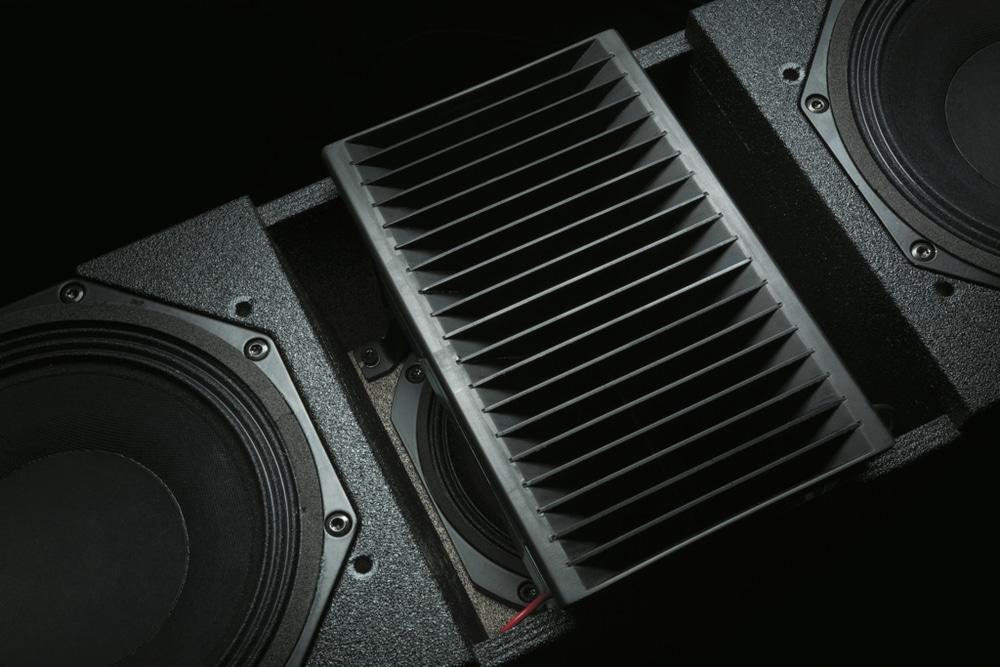 Alcons Audio LR28