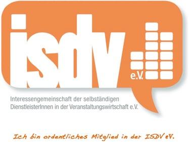 Logo der ISDV