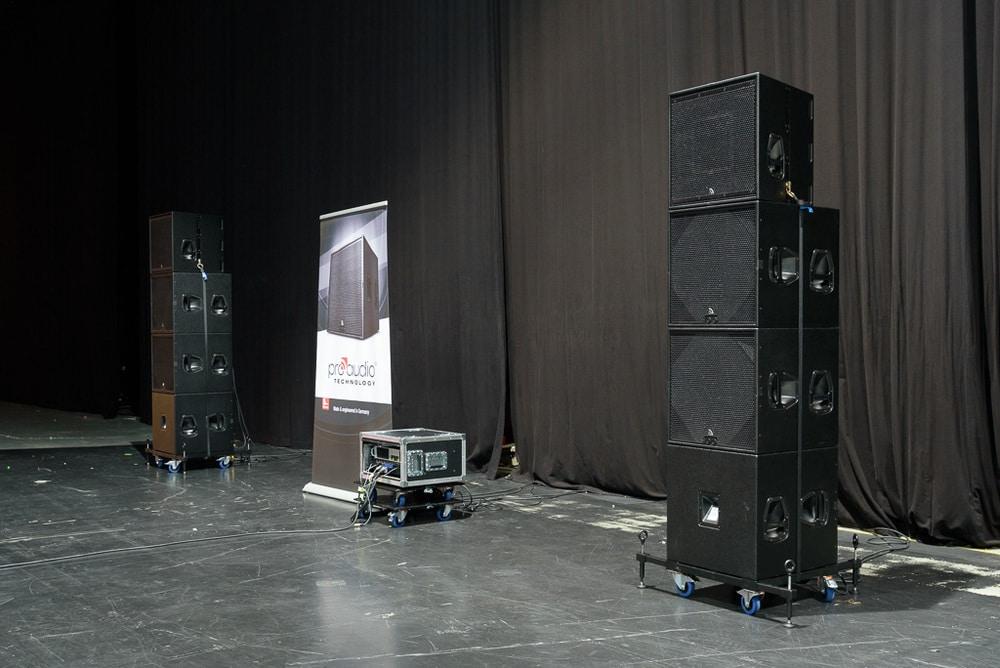 ProAudio Technology HT16
