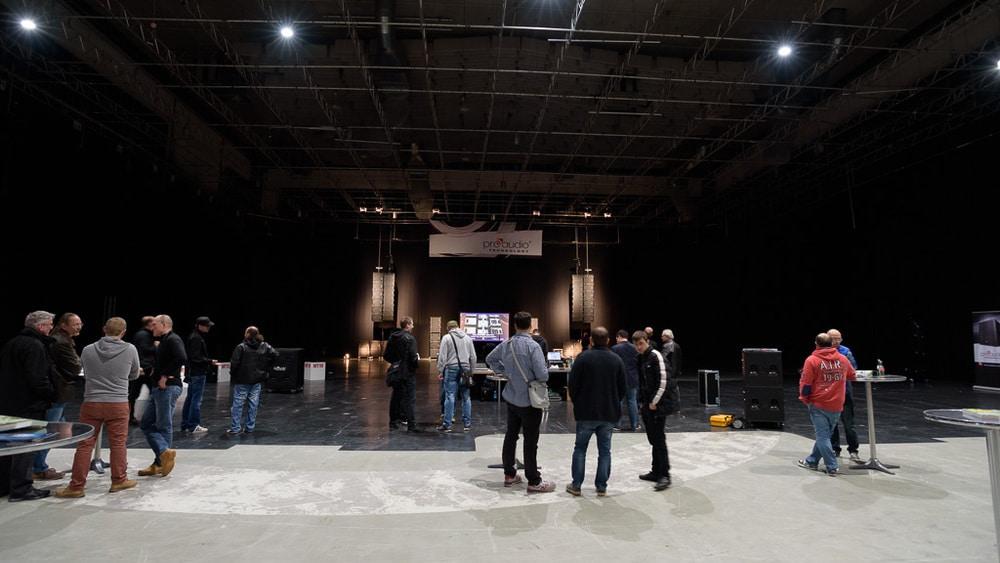Pro Audio Technology und Hoellstern Präsentation in Hürth