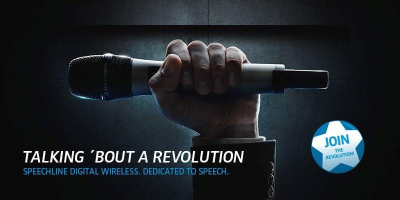 Das neue SENNHEISER Mikrofon