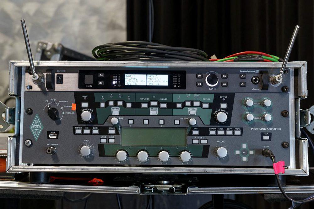 Kemper Profiling-Amp