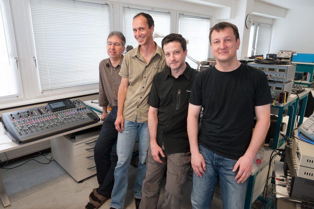 Behringer R&D-Team