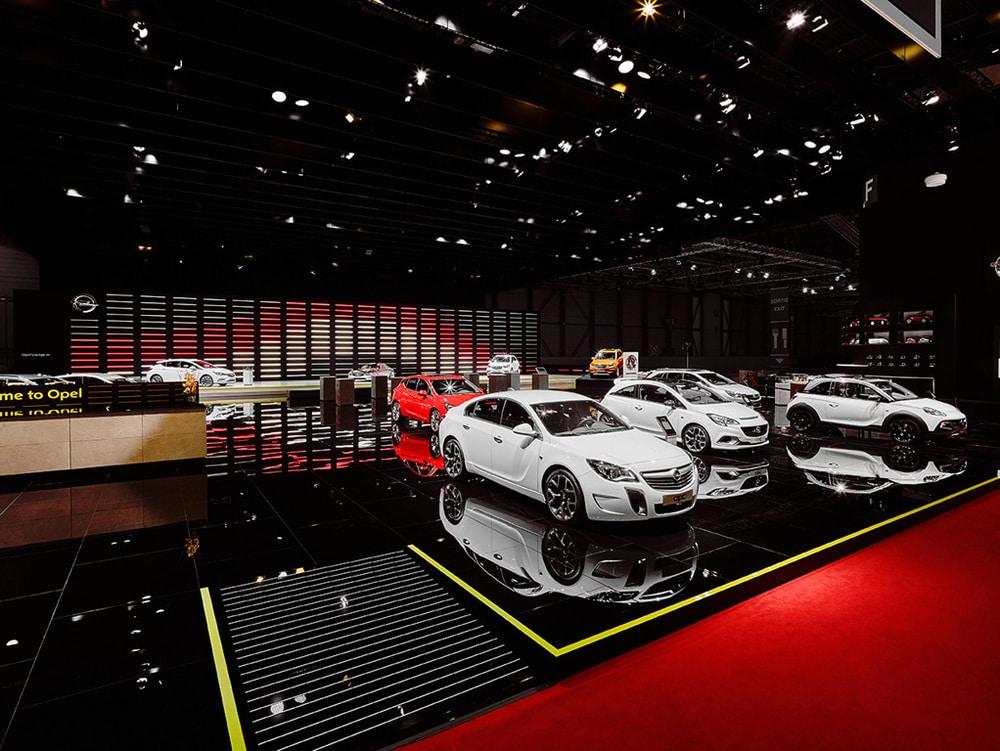 OPEL_Geneve International Motor Show 2016 / BELLPRAT / EXPOTECHNIK