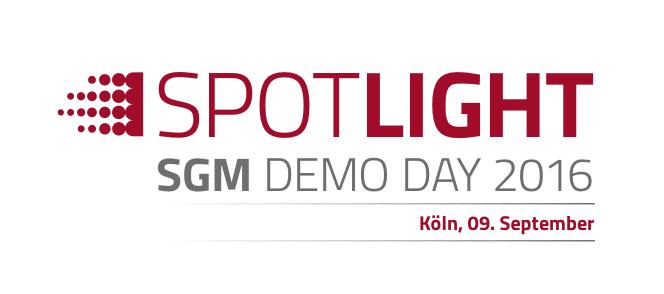SGM Spotlight 2016 Logo