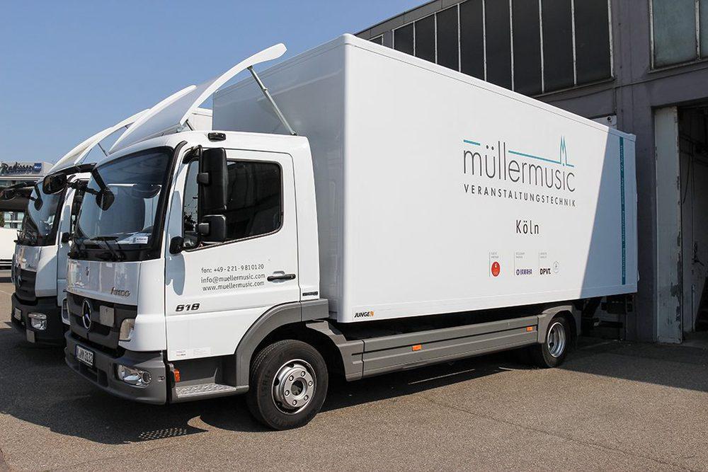MüllerMusic Truck