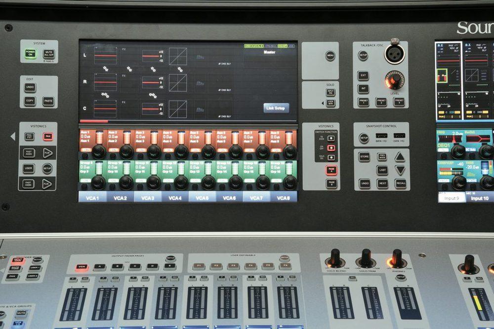 Soundcraft Vi2000