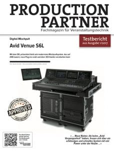 Test Avid Venue S6L
