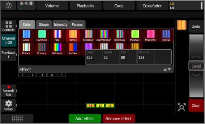 ETC ColorSource Konsolen