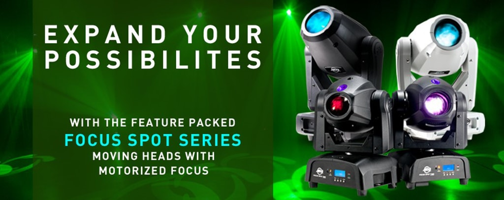 ADJ Focus Spot Series