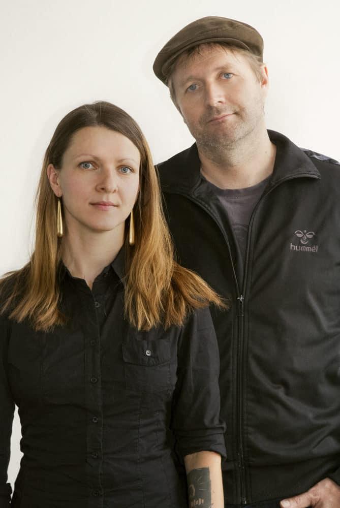 ISDV Susanne Fritzsch und Merten Wagnitz