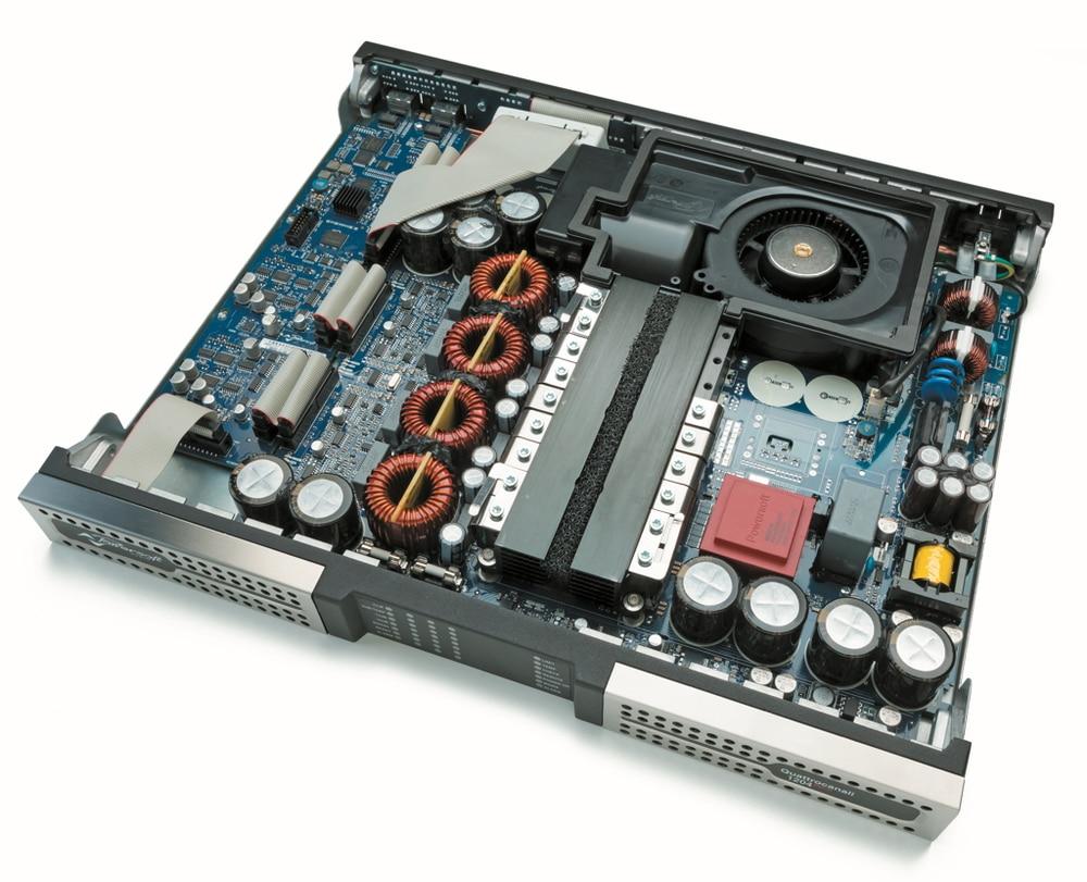 Innenansicht Powersoft Quattrocanali 1204 DSP+D